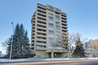 Photo 1: 505 8340 JASPER Avenue in Edmonton: Zone 09 Condo for sale : MLS®# E4225965