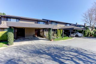 """Main Photo: 82 10220 DUNOON Drive in Richmond: Broadmoor Townhouse for sale in """"Maple Village"""" : MLS®# R2565753"""