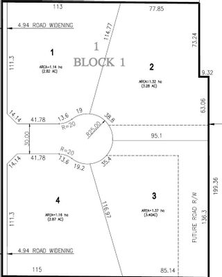 Photo 13: 40 50367 RR 222: Rural Leduc County Rural Land/Vacant Lot for sale : MLS®# E4220000