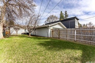 Photo 40: 2426 Clarence Avenue South in Saskatoon: Avalon Residential for sale : MLS®# SK858910