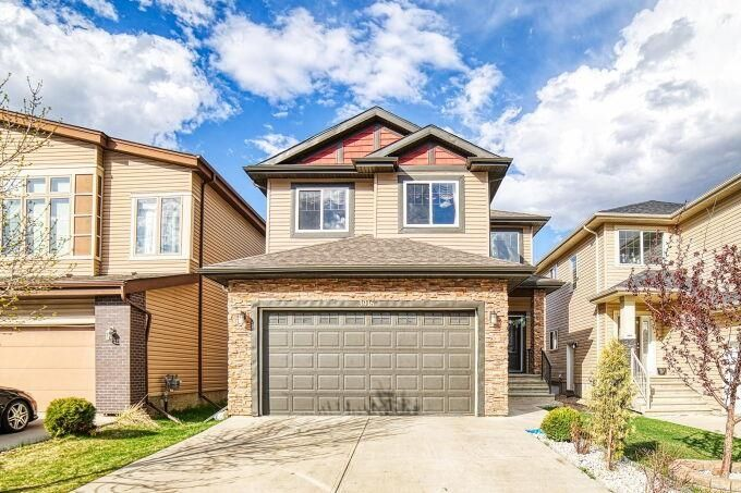 Main Photo: 3916 claxton Loop SW in Edmonton: Zone 55 House for sale : MLS®# E4245367