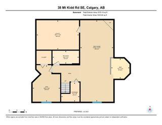 Photo 35: 38 Mt Kidd Road SE in Calgary: McKenzie Lake Detached for sale : MLS®# A1111288