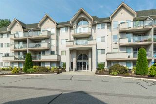 "Photo 1: 105 33738 KING Road in Abbotsford: Poplar Condo for sale in ""College Park"" : MLS®# R2494775"