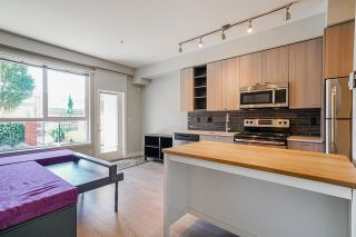 """Photo 8: 102 3090 GLADWIN Road in Abbotsford: Central Abbotsford Condo for sale in """"Hudsons Loft"""" : MLS®# R2609363"""