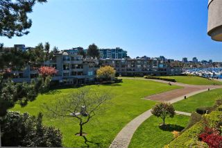 "Photo 9: 310 1859 SPYGLASS Place in Vancouver: False Creek Condo for sale in ""SAN REMO COURT"" (Vancouver West)  : MLS®# R2569045"