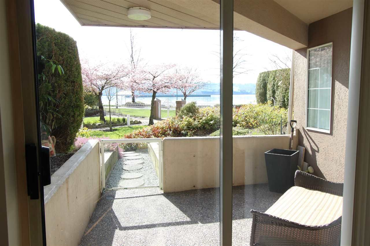 """Photo 6: Photos: 118 1150 QUAYSIDE Drive in New Westminster: Quay Condo for sale in """"WESTPORT"""" : MLS®# R2559746"""