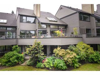 """Photo 1: 3715 NICO WYND Drive in Surrey: Elgin Chantrell Townhouse for sale in """"NICO WYND ESTATES"""" (South Surrey White Rock)  : MLS®# F1413148"""