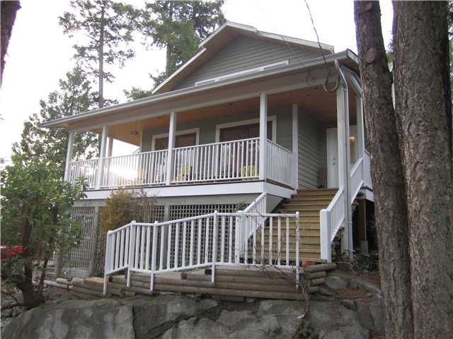"""Main Photo: 5445 CARNABY Place in Sechelt: Sechelt District House for sale in """"WEST SECHELT"""" (Sunshine Coast)  : MLS®# V933275"""