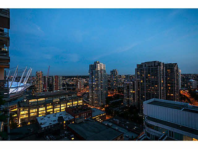 """Photo 14: Photos: 1808 821 CAMBIE Street in Vancouver: Downtown VW Condo for sale in """"RAFFLES ON ROBSON"""" (Vancouver West)  : MLS®# V1125986"""