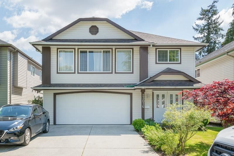 Main Photo: 23016 CLIFF Avenue in Maple Ridge: East Central House for sale : MLS®# R2608363