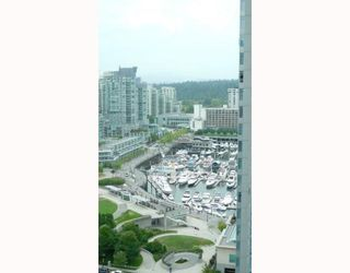 """Photo 8: 1904 1233 CORDOVA Street in Vancouver: Coal Harbour Condo for sale in """"CARINA"""" (Vancouver West)  : MLS®# V781419"""