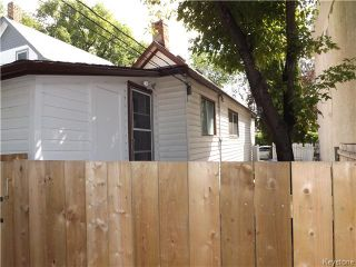 Photo 12: 394 Powers Street in WINNIPEG: North End Residential for sale (North West Winnipeg)  : MLS®# 1528147
