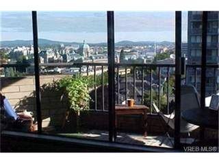 Photo 1:  in VICTORIA: Vi James Bay Condo for sale (Victoria)  : MLS®# 371788