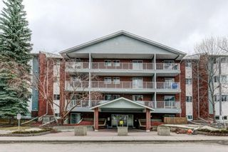Photo 1: 4P 525 56 Avenue SW in Calgary: Windsor Park Apartment for sale : MLS®# A1123040