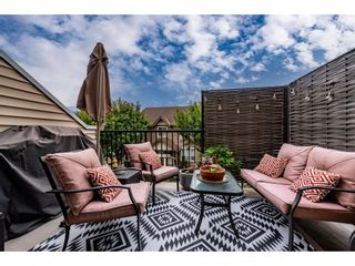 """Photo 21: 29 4401 BLAUSON Boulevard in Abbotsford: Abbotsford East Townhouse for sale in """"The Sage"""" : MLS®# R2621027"""