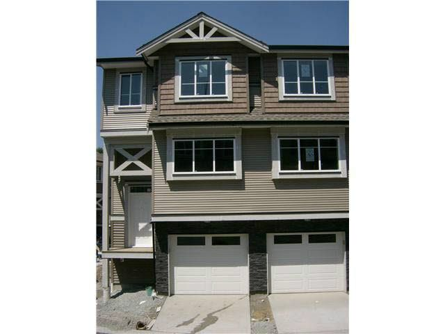Main Photo: 58 11252 COTTONWOOD DRIVE in : Cottonwood MR Townhouse for sale : MLS®# V1053575