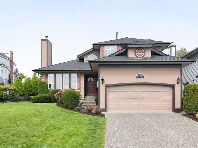 """Main Photo: 2397 COLONIAL Drive in Port Coquitlam: Citadel PQ House for sale in """"CITADEL HEIGHTS"""" : MLS®# V948697"""