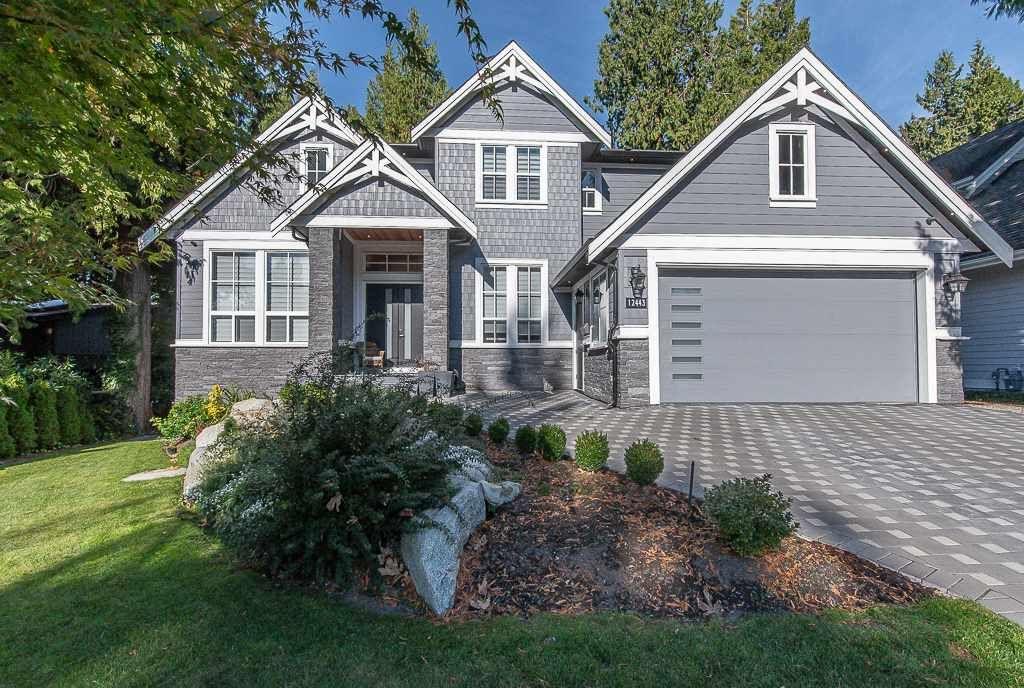 Main Photo: 12443 23 Avenue in Surrey: Crescent Bch Ocean Pk. House for sale (South Surrey White Rock)  : MLS®# R2513770