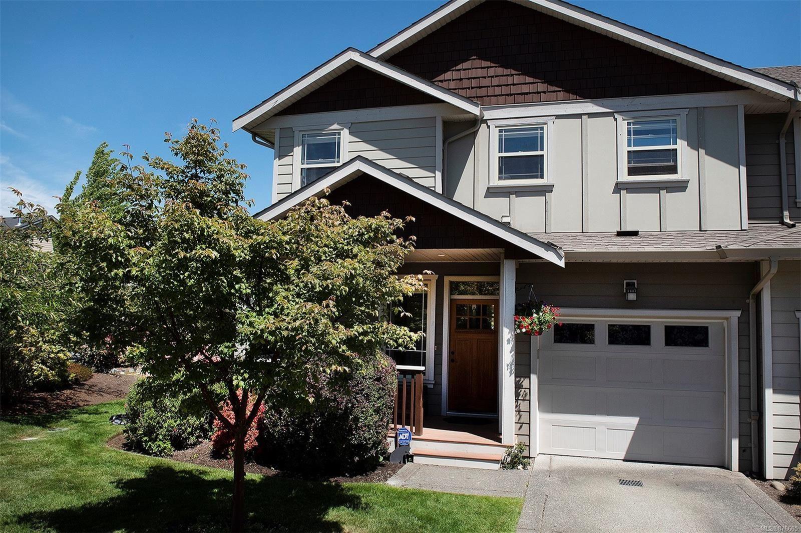Main Photo: 102 6591 Arranwood Dr in : Sk Sooke Vill Core Row/Townhouse for sale (Sooke)  : MLS®# 876665