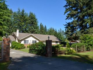 Photo 1: 585 Wain Rd in PARKSVILLE: PQ Parksville House for sale (Parksville/Qualicum)  : MLS®# 791540