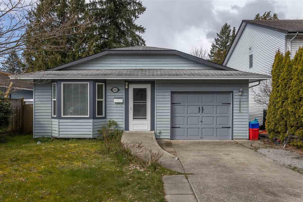 Main Photo: 12025 206B Street in Maple Ridge: Northwest Maple Ridge House for sale : MLS®# R2464942