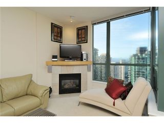 """Photo 3: 2406 1239 W GEORGIA Street in Vancouver: Coal Harbour Condo for sale in """"VENUS"""" (Vancouver West)  : MLS®# V929184"""