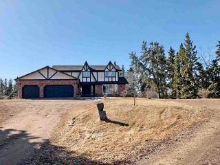 Photo 1: 40 57108  Rg Rd 220: Rural Sturgeon County House for sale : MLS®# E4232357