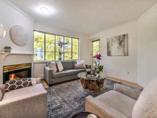 """Photo 6: 203 825 W 15TH Avenue in Vancouver: Fairview VW Condo for sale in """"The Harrod"""" (Vancouver West)  : MLS®# R2625822"""