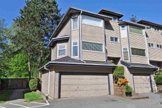 "Photo 1: 53 1195 FALCON Drive in Coquitlam: Eagle Ridge CQ Townhouse for sale in ""The Courtyards"" : MLS®# R2369531"