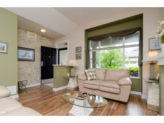 """Photo 2: 49 15188 62A Avenue in Surrey: Sullivan Station Townhouse for sale in """"Gillis Walk"""" : MLS®# F1413374"""