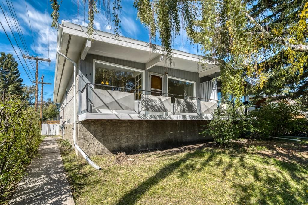 Main Photo: 726-728 Kingsmere Crescent SW in Calgary: Kingsland Duplex for sale : MLS®# A1145187