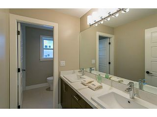 Photo 16: 3507 SHEFFIELD Avenue in Coquitlam: Burke Mountain House for sale : MLS®# V1079433