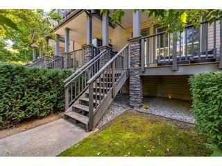 "Photo 38: 120 1480 SOUTHVIEW Street in Coquitlam: Burke Mountain Townhouse for sale in ""CEDAR CREEK"" : MLS®# R2492904"