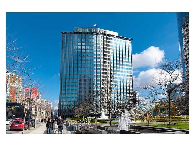 """Main Photo: # 1313 989 NELSON ST in Vancouver: Downtown VW Condo for sale in """"Electra"""" (Vancouver West)  : MLS®# V1012949"""