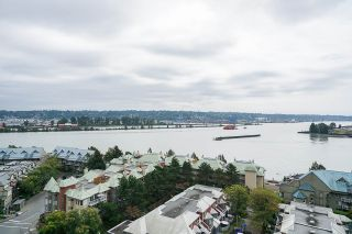 Photo 3: 1501 1065 QUAYSIDE DRIVE in New Westminster: Quay Condo for sale : MLS®# R2518489