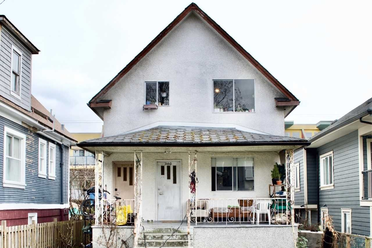 Main Photo: 3460 WELWYN Street in Vancouver: Victoria VE House for sale (Vancouver East)  : MLS®# R2543373