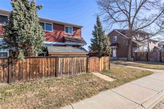 Photo 37: 13307 47 Street in Edmonton: Zone 35 Townhouse for sale : MLS®# E4238571