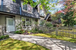 """Photo 2: 8 8415 CUMBERLAND Place in Burnaby: The Crest Townhouse for sale in """"ASHCOMBE"""" (Burnaby East)  : MLS®# R2576474"""