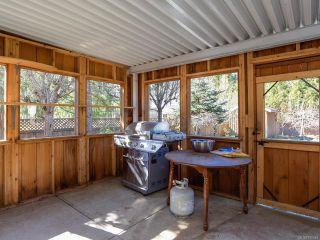 Photo 36: A 1271 MARTIN PLACE in COURTENAY: CV Courtenay City Half Duplex for sale (Comox Valley)  : MLS®# 810044