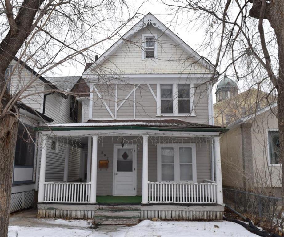 Main Photo: 592 St Jean Baptiste Street in Winnipeg: St Boniface Residential for sale (2A)  : MLS®# 202028764