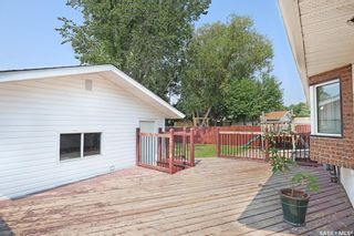 Photo 37: 110 McSherry Crescent in Regina: Normanview West Residential for sale : MLS®# SK864396