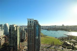 "Photo 4: 2603 1323 HOMER Street in Vancouver: Yaletown Condo for sale in ""Pacific Point"" (Vancouver West)  : MLS®# R2530497"