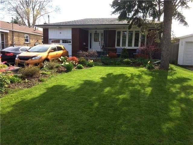 Main Photo: 16 Homestead Road in Toronto: West Hill House (Bungalow) for lease (Toronto E10)  : MLS®# E3860563