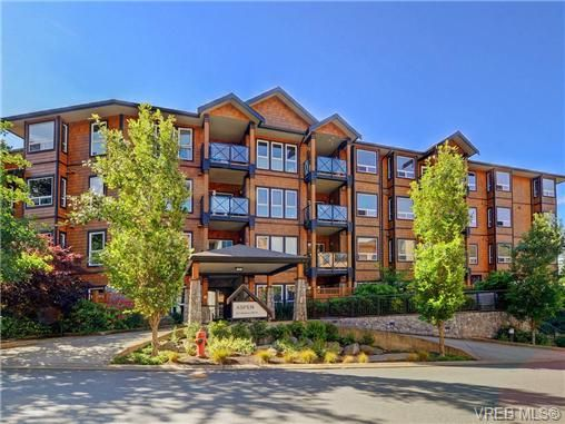 Main Photo: 308 101 Nursery Hill Dr in VICTORIA: VR Six Mile Condo for sale (View Royal)  : MLS®# 740014