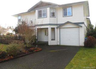 Photo 1: 4681B Shetland Pl in COURTENAY: CV Courtenay East Half Duplex for sale (Comox Valley)  : MLS®# 657928