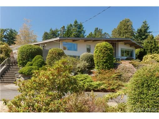 Main Photo: 2351 Arbutus Rd in VICTORIA: SE Arbutus House for sale (Saanich East)  : MLS®# 714488