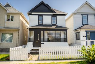 Photo 1: 577 Home Street in Winnipeg: West End House for sale (5A)  : MLS®# 202024221