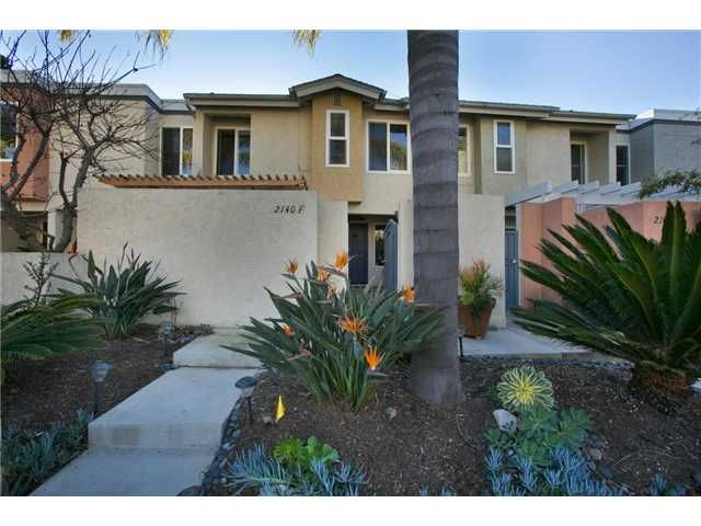 Main Photo: CARDIFF BY THE SEA Townhouse for sale : 3 bedrooms : 2140 Orinda Drive #F