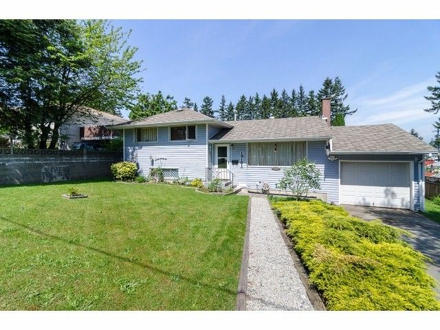 Main Photo: 13161 100A AV in Surrey: Cedar Hills House for sale (North Surrey)  : MLS®# F1311610