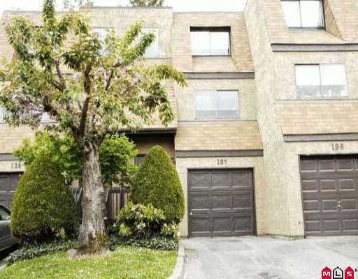 Main Photo: 137 9463 PRINCE CHARLES BV in Surrey: Queen Mary Park Surrey Townhouse for sale : MLS®# F2608823